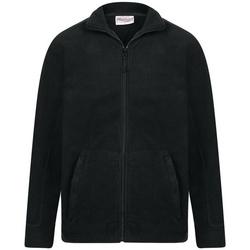 Textiel Heren Fleece Absolute Apparel Alaska Zwart