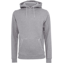 Textiel Heren Sweaters / Sweatshirts Build Your Brand Pullover Heide Grijs