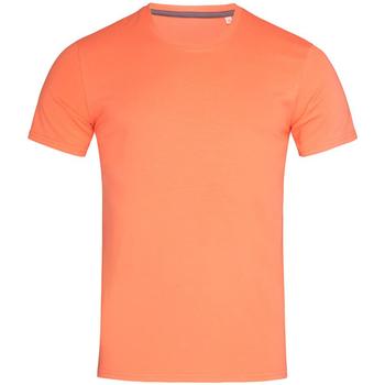 Textiel Heren T-shirts korte mouwen Stedman Stars Clive Zalmroze