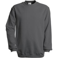 Textiel Heren Sweaters / Sweatshirts B And C Modern Staalgrijs