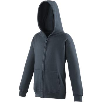Textiel Kinderen Sweaters / Sweatshirts Awdis Hooded Nieuwe Franse marine