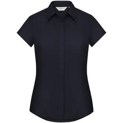 Textiel Dames Overhemden Russell Poplin Franse marine