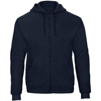 Textiel Sweaters / Sweatshirts B And C ID.205 Marineblauw