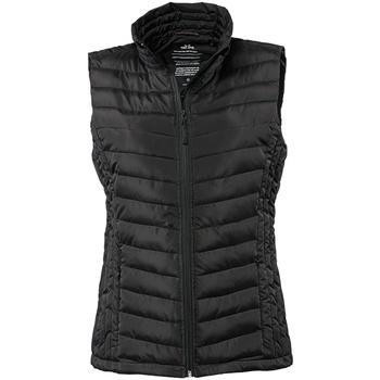 Textiel Dames Dons gevoerde jassen Tee Jays Padded Zwart