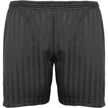 Textiel Kinderen Korte broeken / Bermuda's Maddins Stripe Zwart