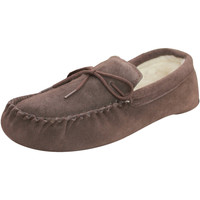 Schoenen Sloffen Eastern Counties Leather Moccasin Chocolade