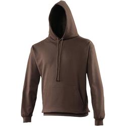Textiel Sweaters / Sweatshirts Awdis College Warme chocolade