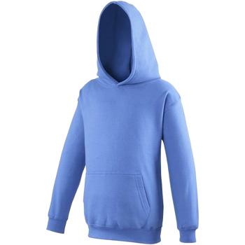 Textiel Kinderen Sweaters / Sweatshirts Awdis Hooded Koningsblauw
