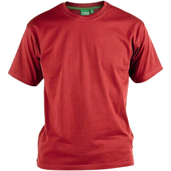 Textiel Heren T-shirts korte mouwen Duke Flyers-2 Rood
