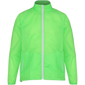 Textiel Heren Windjacken 2786  Kalk/wit
