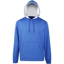 Textiel Jongens Sweaters / Sweatshirts Rhino Performance Koninklijk/Grijs