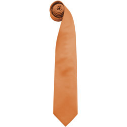 Textiel Heren Krawatte und Accessoires Premier  Oranje