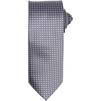 Textiel Heren Krawatte und Accessoires Premier PR787 Zilver