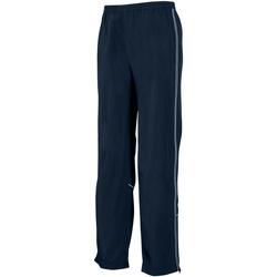 Textiel Heren Trainingsbroeken Tombo Teamsport Showerproof Navy/Navy/Reflective