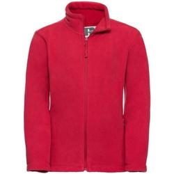 Textiel Jongens Fleece Jerzees Schoolgear 8700B Klassiek rood