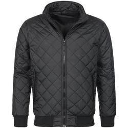 Textiel Heren Wind jackets Stedman Blouson Zwart