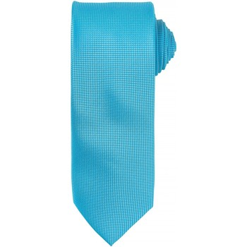 Textiel Heren Krawatte und Accessoires Premier PR780 Turquoise