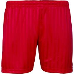 Textiel Kinderen Korte broeken / Bermuda's Maddins Stripe Rood