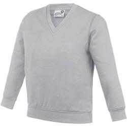 Textiel Kinderen Sweaters / Sweatshirts Awdis Just Cool Grijs