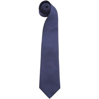 Textiel Heren Krawatte und Accessoires Premier PR765 Marine