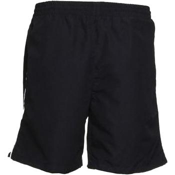 Textiel Heren Korte broeken / Bermuda's Gamegear Track Zwart/Wit
