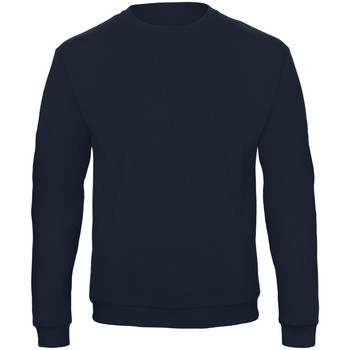 Textiel Sweaters / Sweatshirts B And C ID. 202 Marineblauw