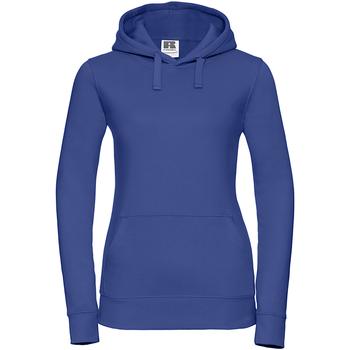 Textiel Dames Sweaters / Sweatshirts Russell 265F Helder Koninklijk