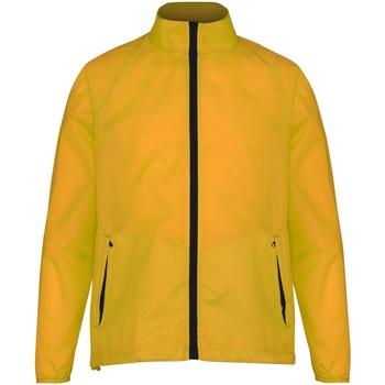 Textiel Heren Windjacken 2786  Amber/ Zwart