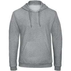Textiel Sweaters / Sweatshirts B And C ID. 203 Heide Grijs