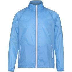 Textiel Heren Windjacken 2786 TS011 Hemel / Wit