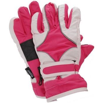 Accessoires Jongens Handschoenen Floso  Roze