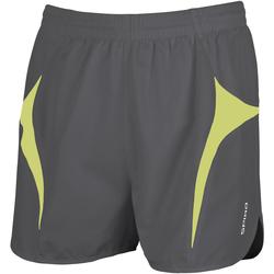 Textiel Heren Korte broeken / Bermuda's Spiro S183X Grijs/Kalk
