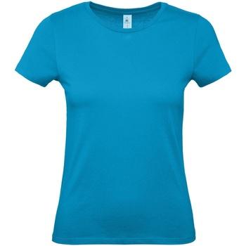 Textiel Dames T-shirts korte mouwen B And C E150 Atol