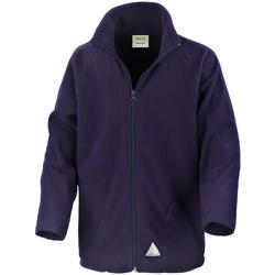 Textiel Kinderen Fleece Result R114JY Marineblauw
