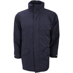Textiel Heren Parka jassen Result R207X Marineblauw