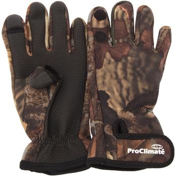 Accessoires Heren Handschoenen Floso Premium Camouflage