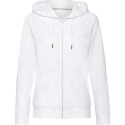 Textiel Dames Sweaters / Sweatshirts Russell J284F Wit