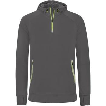Textiel Heren Sweaters / Sweatshirts Proact PA360 Donkergrijs