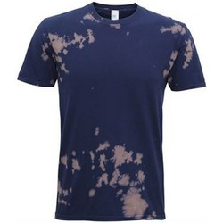 Textiel T-shirts korte mouwen Colortone TD09M Marine