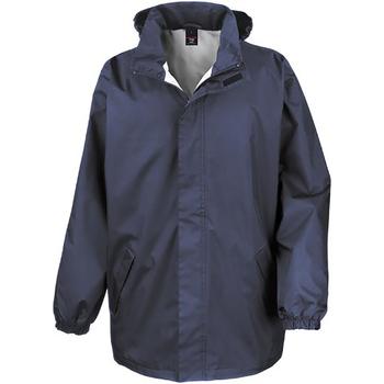 Textiel Heren Windjacken Result R206X Marineblauw