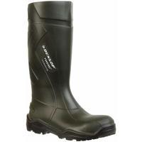 Schoenen Regenlaarzen Dunlop  Groen