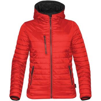 Textiel Dames Dons gevoerde jassen Stormtech Gravity Echt rood/ zwart