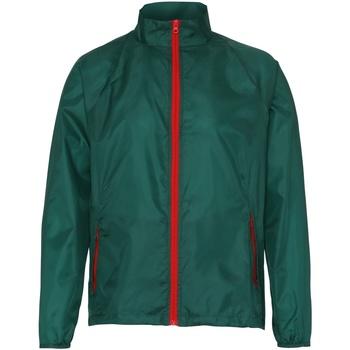 Textiel Heren Windjacken 2786 TS011 Fles / Rood