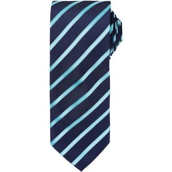 Textiel Heren Krawatte und Accessoires Premier Formal Marine / Turquoise