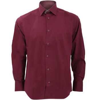 Textiel Heren Overhemden lange mouwen Russell 946M Haven