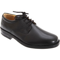 Schoenen Heren Derby Roamers Gibson Zwart