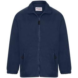 Textiel Heren Fleece Absolute Apparel Heritage Navy