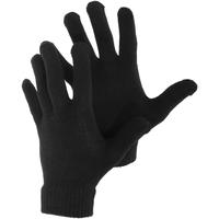 Accessoires Heren Handschoenen Universal Textiles Knitted Zwart