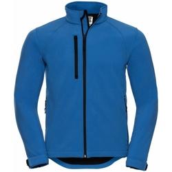 Textiel Heren Jacks / Blazers Russell Softshell Azuurblauw