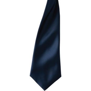 Textiel Heren Krawatte und Accessoires Premier  Marine